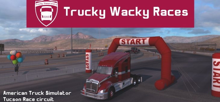 Next event: Wacky Trucky Races