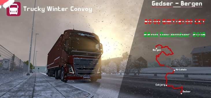 Next event: Trucky Winter Convoy